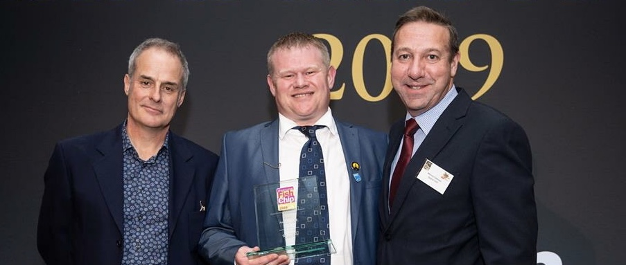 Seafish Outstanding Contribution Award 2019