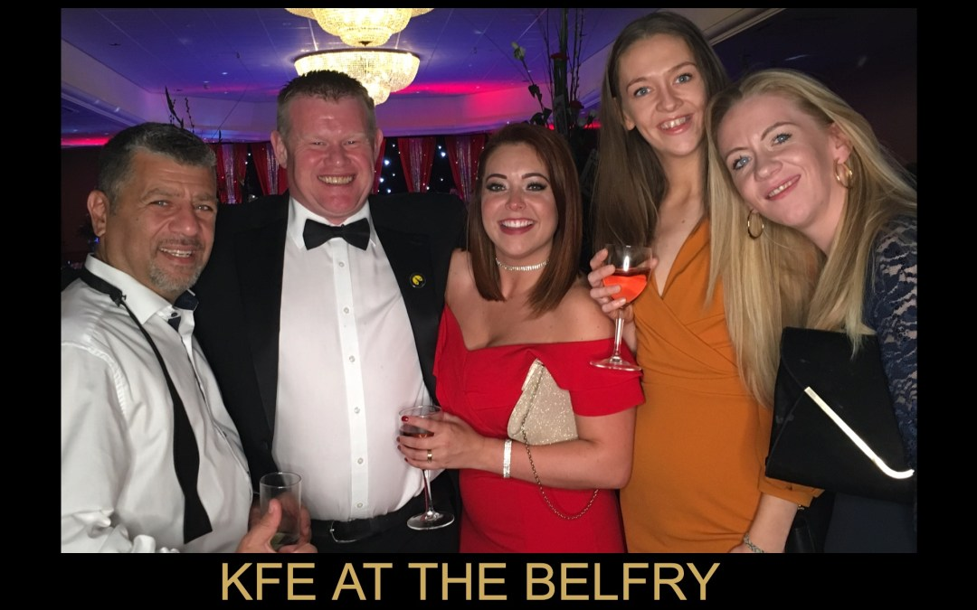 KFE Ball 2019 @ The Belfry