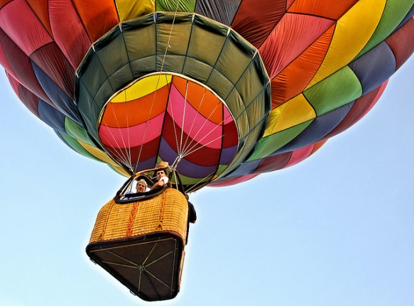 Hot Air Balloon Fest Uniontown, NJ