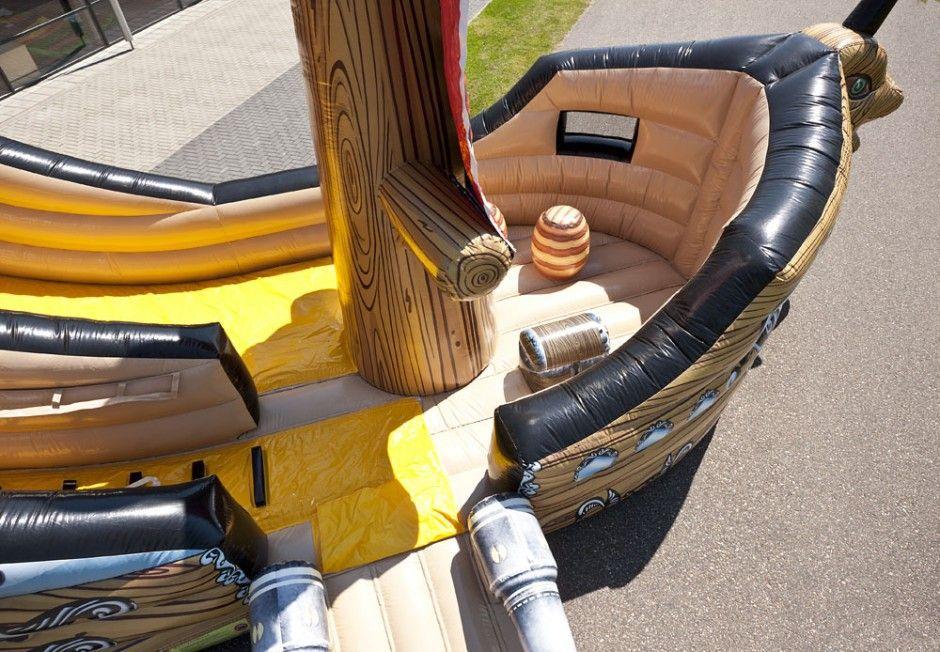 Piratenschip Slide