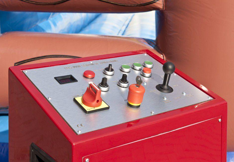 Surfboard simulator