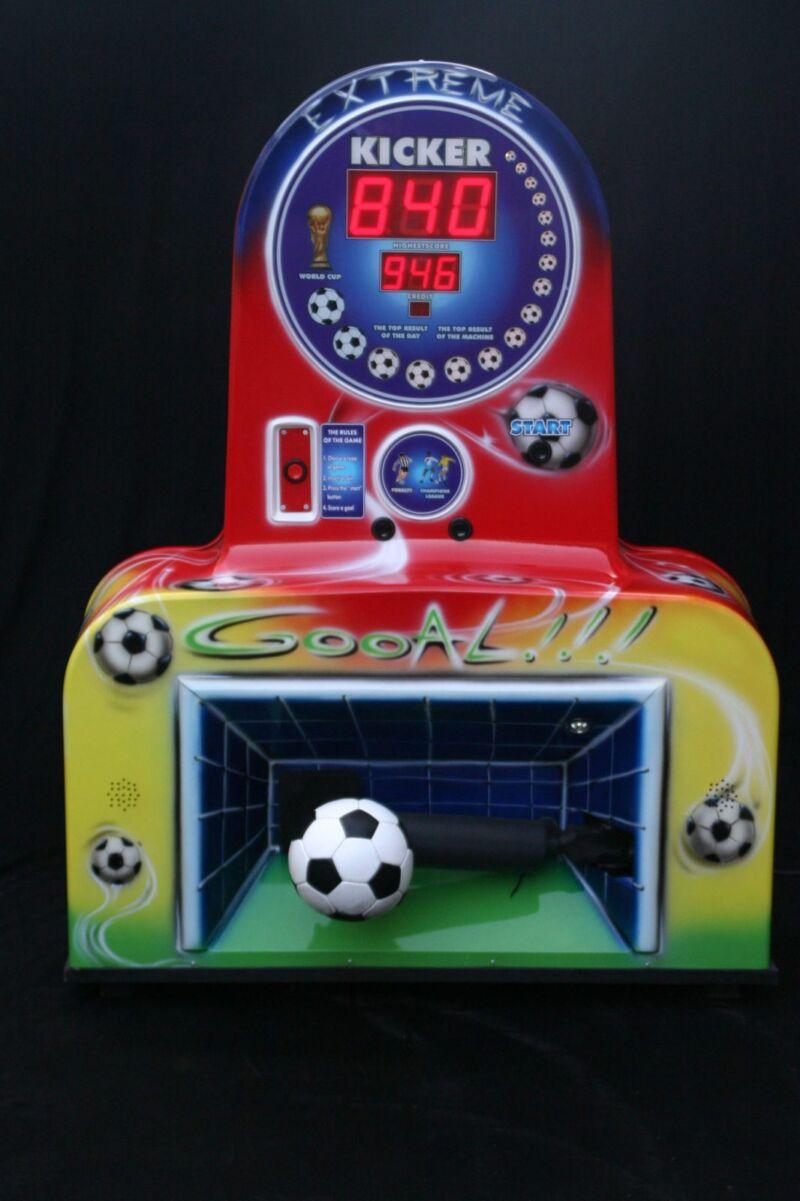 Goal kicker