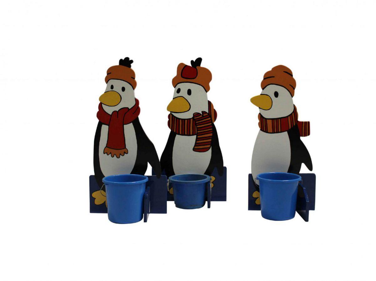 Pinguin voeren