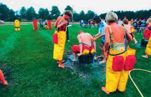 Waterkakrace