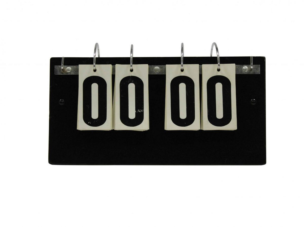 Scorebord