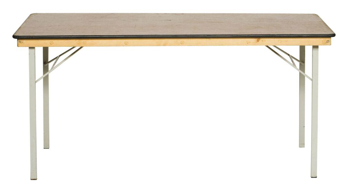 Klaptafel 70 x 200 cm (aanbieding)