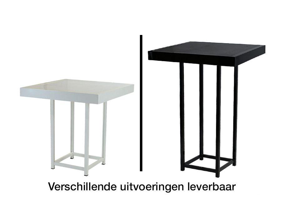 Budget kolom tafels