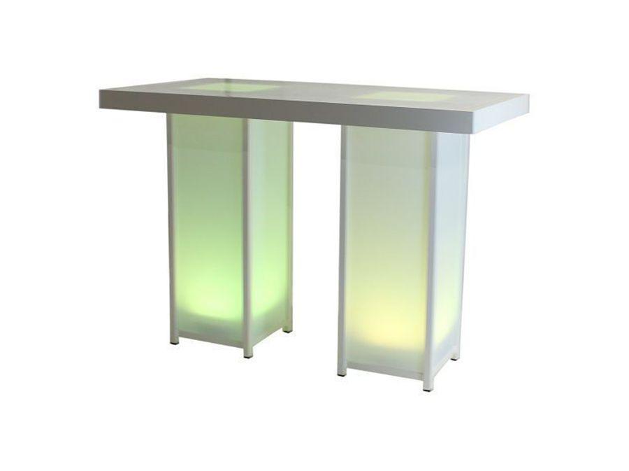 LED kolom tafels
