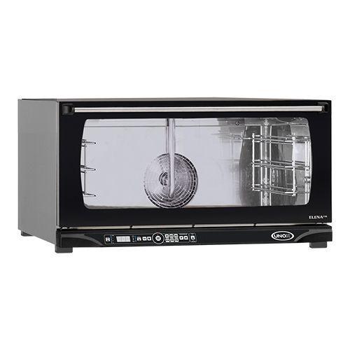 Hetelucht Oven 3x 1/1 GN 230V (in flightcase)