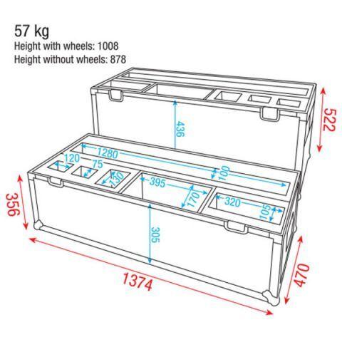 LED TV 40 inch / 101 cm