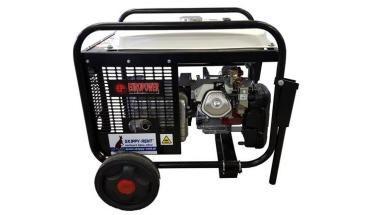 Aggregaat 4 kVA 3.6 kW