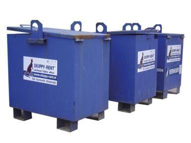 Brandstof milieutank 400 liter