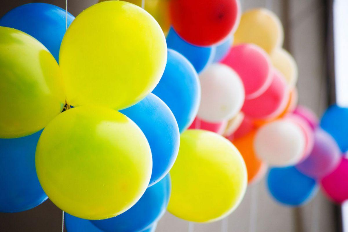 Ballonnen doorsnede 30 cm – 100 stuks