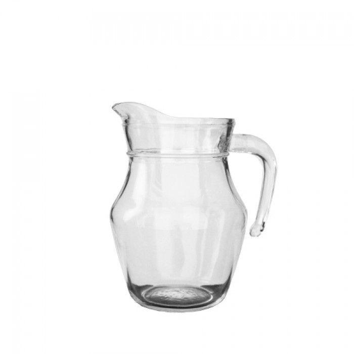 Waterkaraf klein 0,5 liter