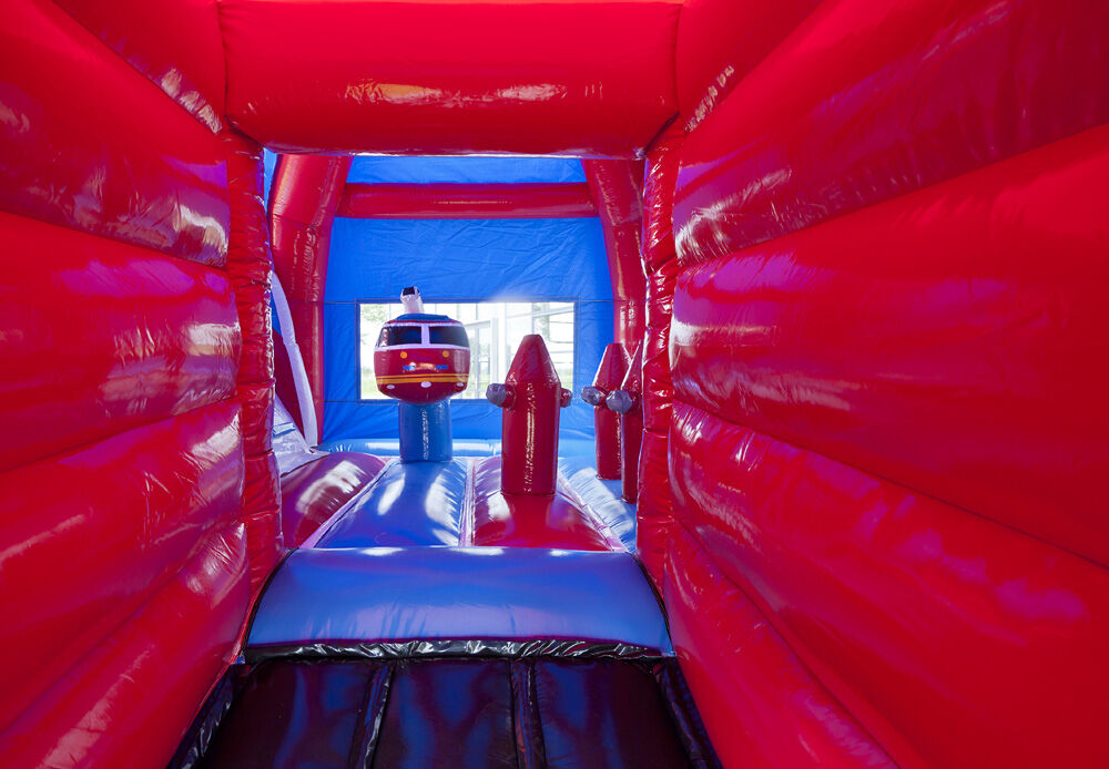 Brandweer play and slide