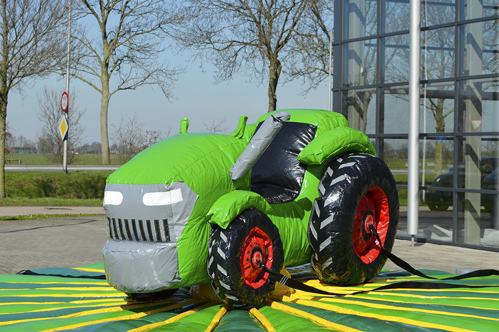 Rodeo traktor