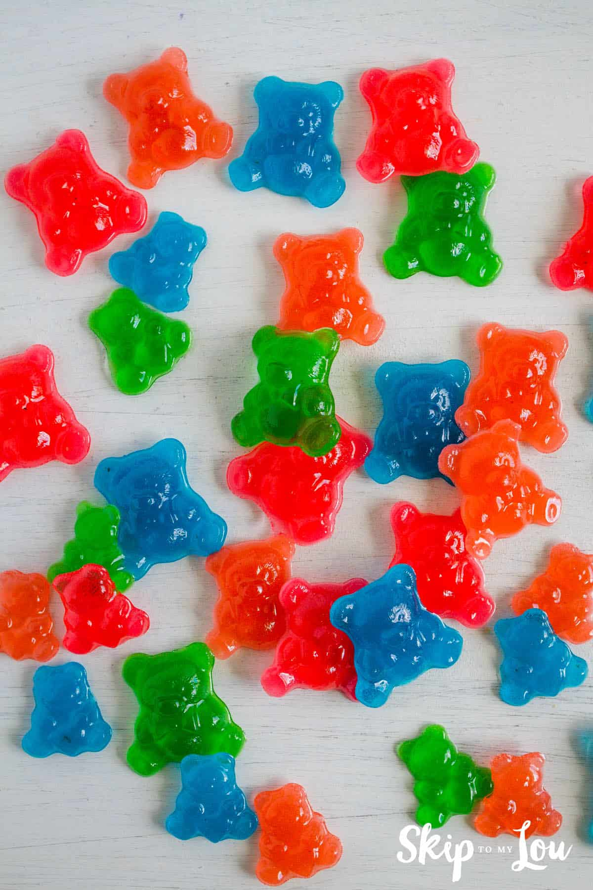 Gummy Candy Recipe