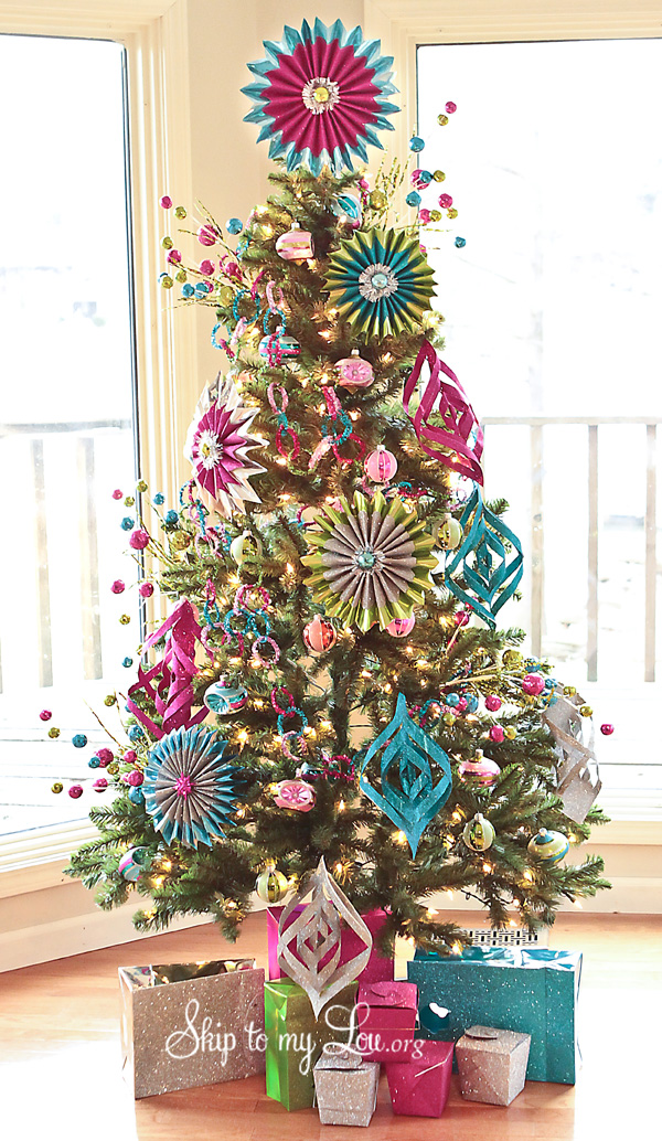 amazing decorated christmas trees | Billingsblessingbags.org - photo#15