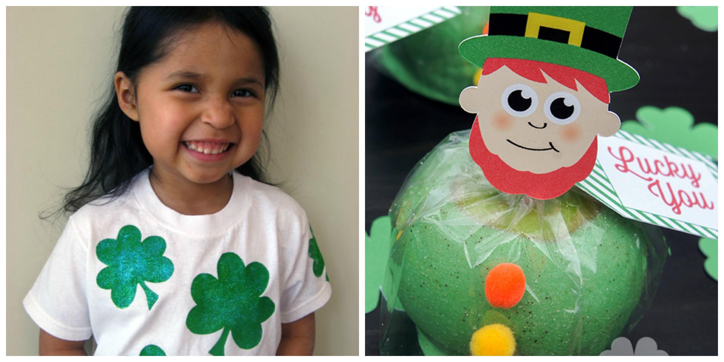 St Patrick S Day Kids Crafts