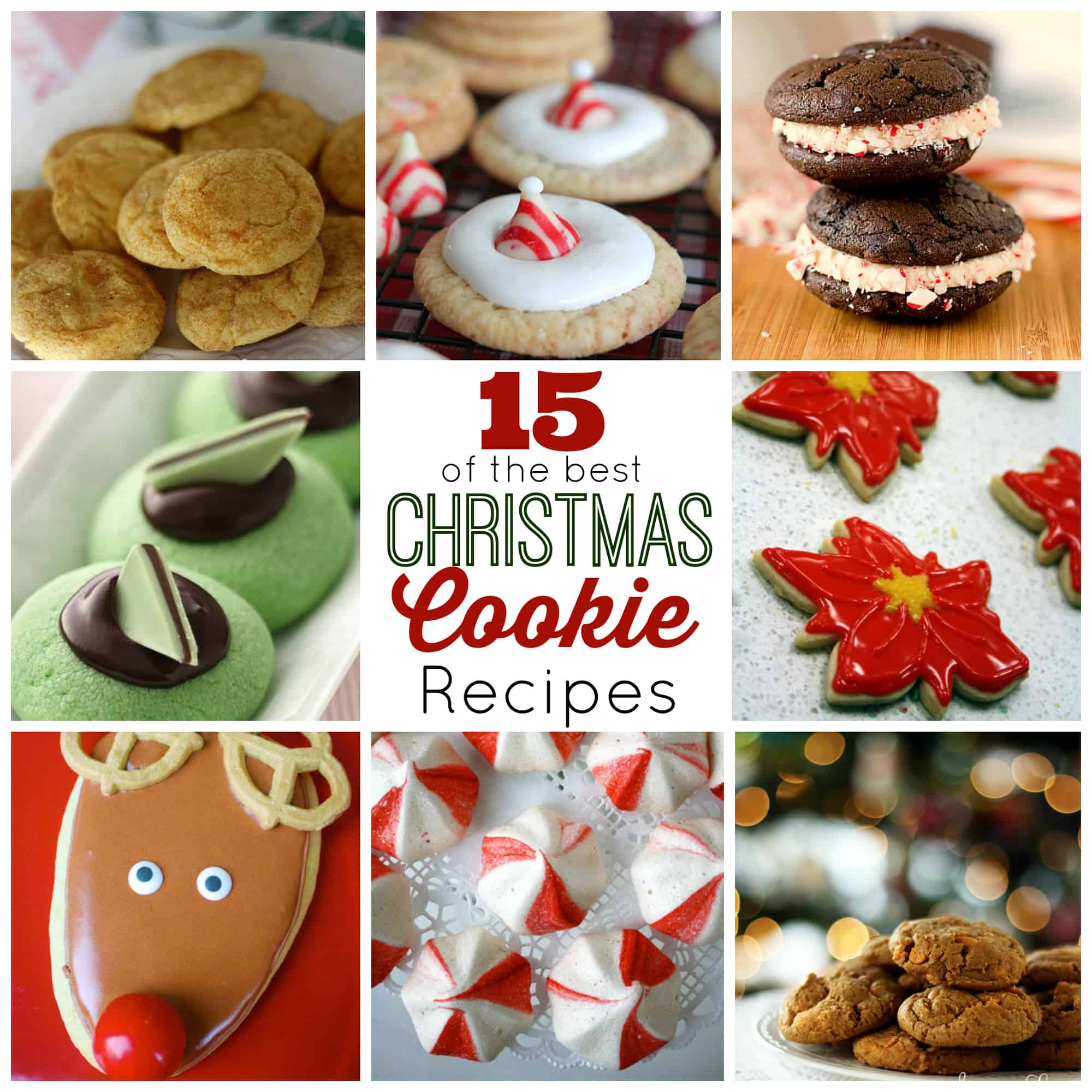 15 Of The Best Christmas Cookies