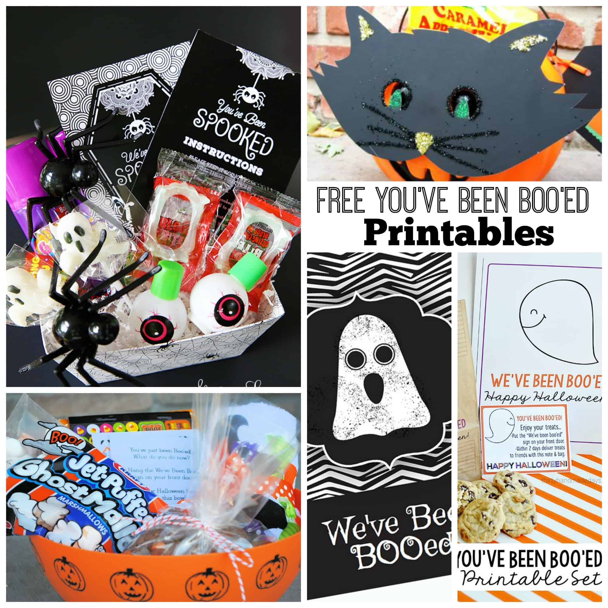 Free You Ve Been Boo Ed Printables