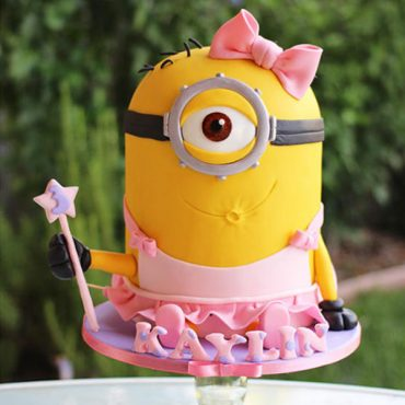 How To Make A Minion Cake Easy The Best Cake Of 2018
