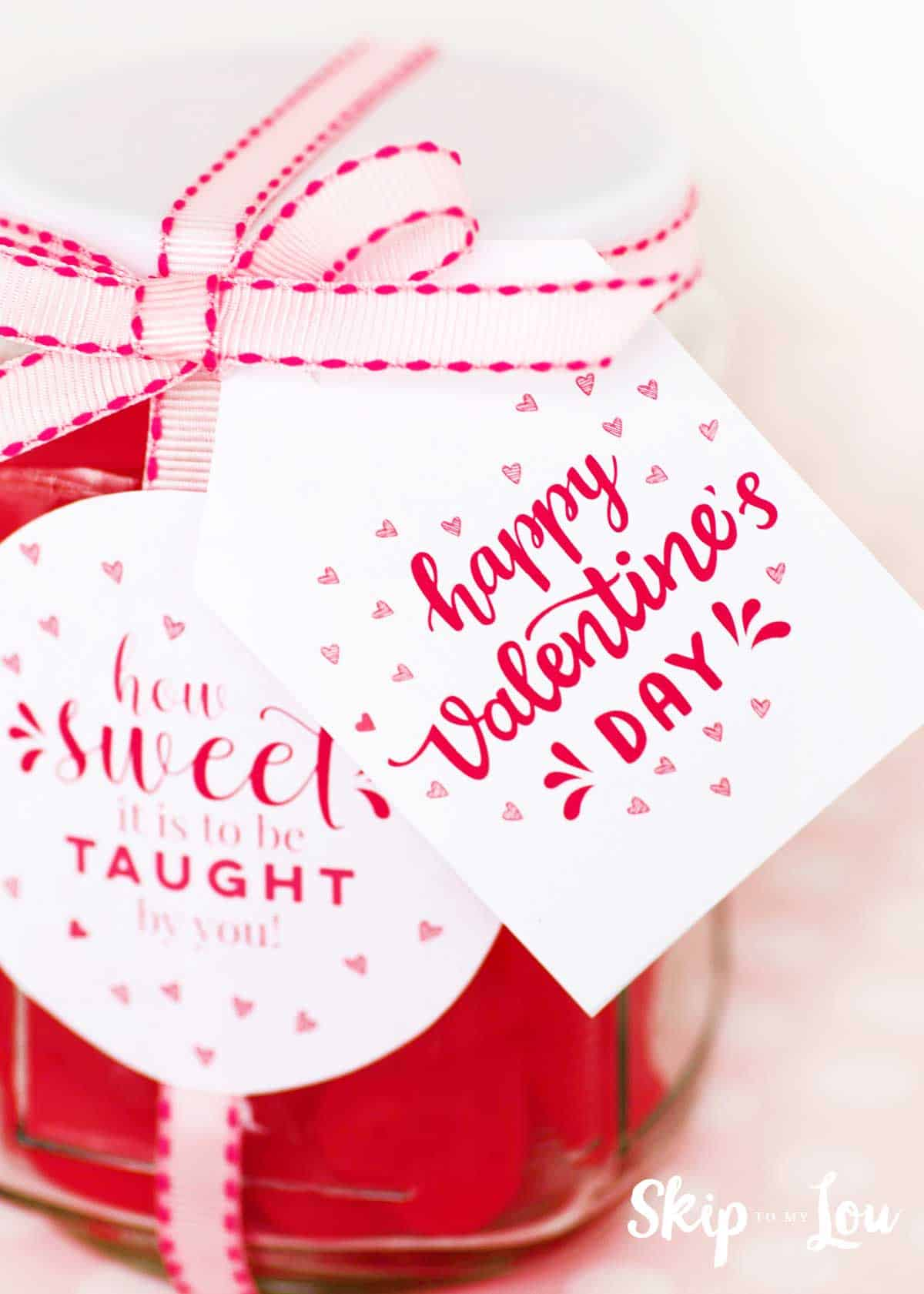 Valentine S Day Ts For Teachers Skip To My Lou