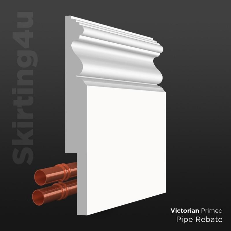 Victorian Skirting Board Quality MDF Skirting Skirting 4 U