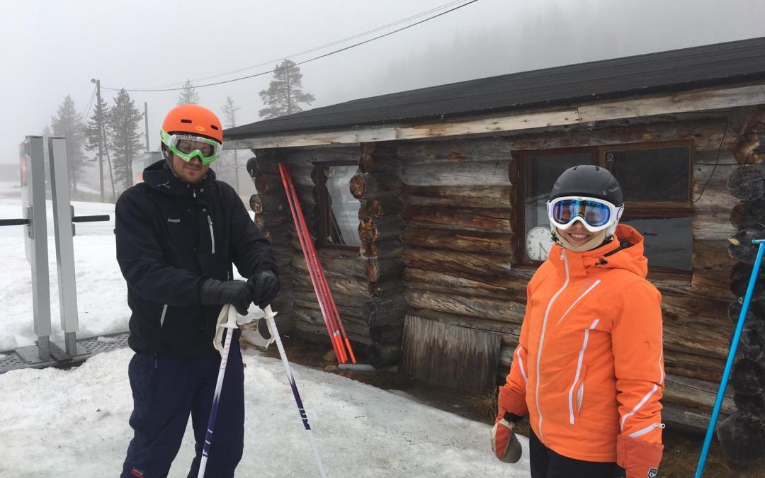 Ski Season 2018-2019 ended on Mother´s Day