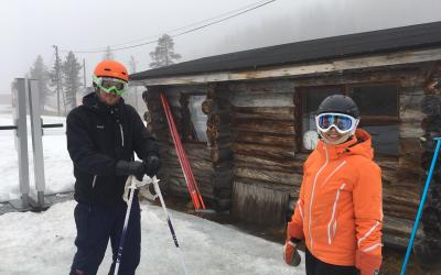 Ski Season 2018-2019 ended on Mother´s Day