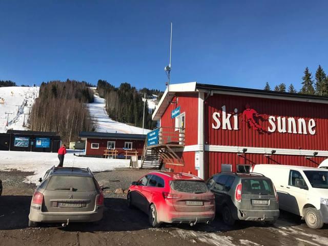 Ski Sunne er et hyggeligt og effektivt skiområde