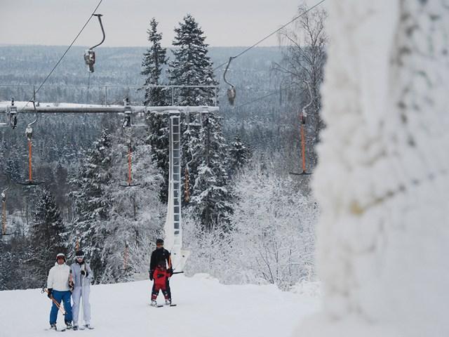 Hos Mullsjö håber de at åbne i julen