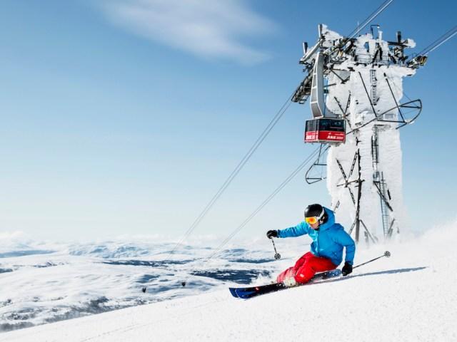 SkiStar åbner for flere destinationer allerede fredag