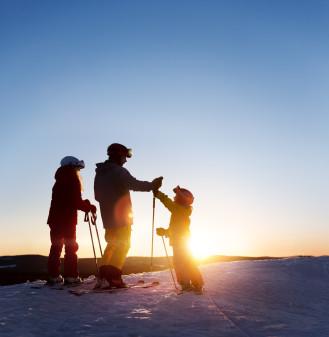 Svenske skianlæg solgte liftkort for 1,7 milliarder kroner