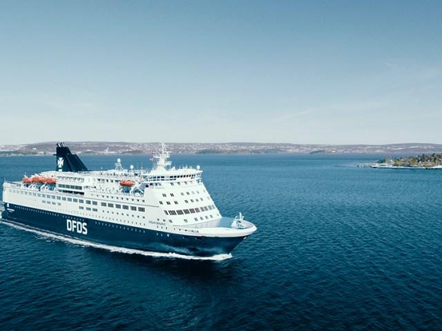 DFDS åbner ny rute til Oslo