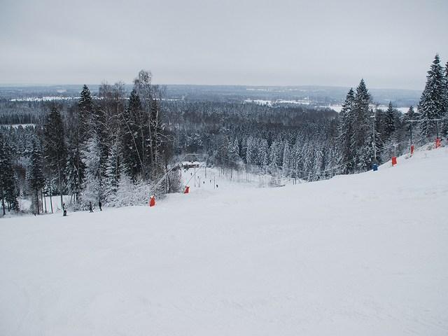 Mullsjö Alpin forventer at holde åbent til 24. marts