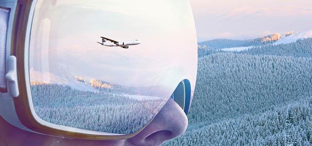 SAS åbner flyruter til Scandinavien Mountains Airport