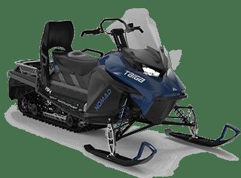 SkiStar forsøger sig med eldrevne snescootere