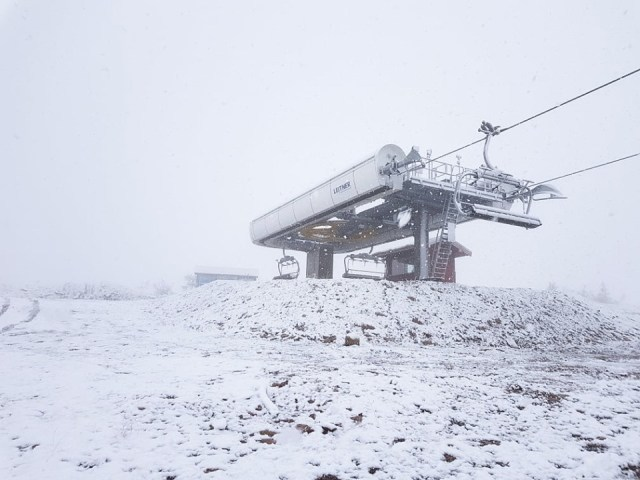 Snefald i Sverige