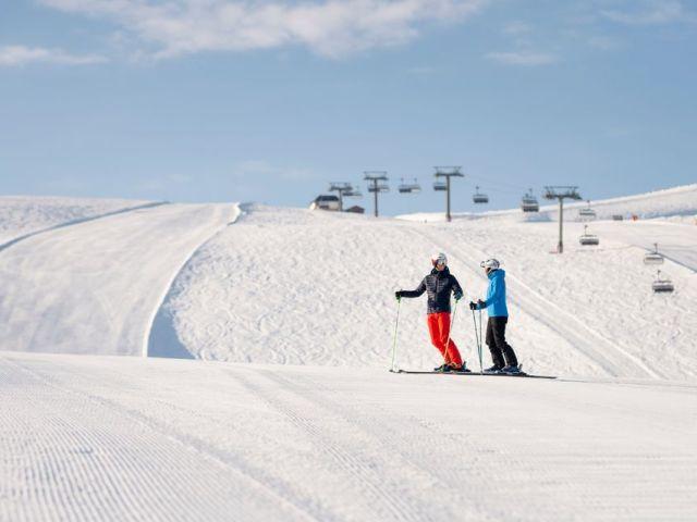 Bedre pister med forbedret sneproduktion i Trysil