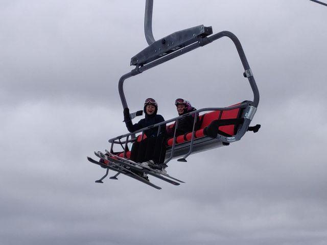 Skilifterne kører i Sverige