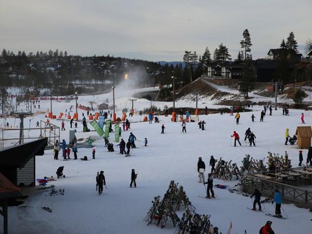 På ski første gang? Branäsberget er det oplagt sted