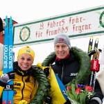 Petter Eliassen og Lina Korsgren vandt Vasaloppet 2020