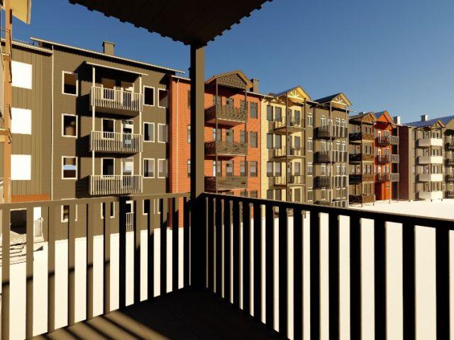 Nyt boligområde bygges i Branäs