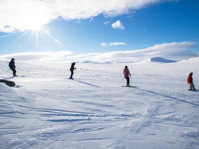 Svensk skianlæg åbner igen