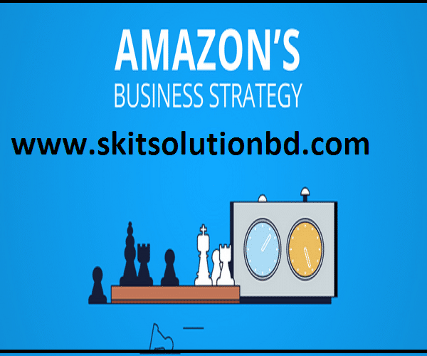 Amazon Selling Business Marketing Strategy