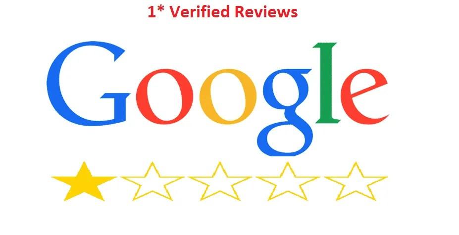 Negative Google Reviews