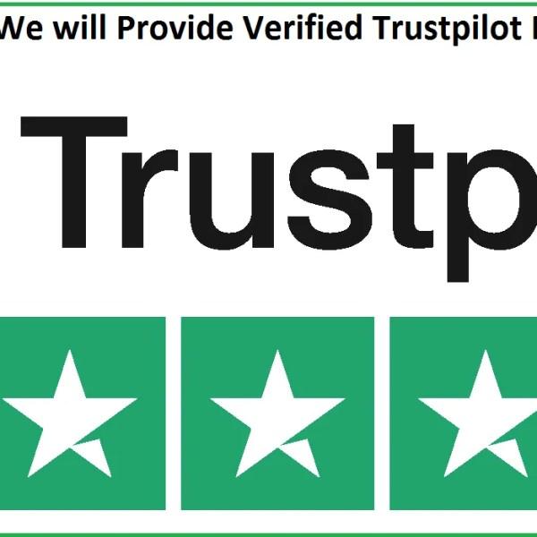 Verified Trustpilot Reviews