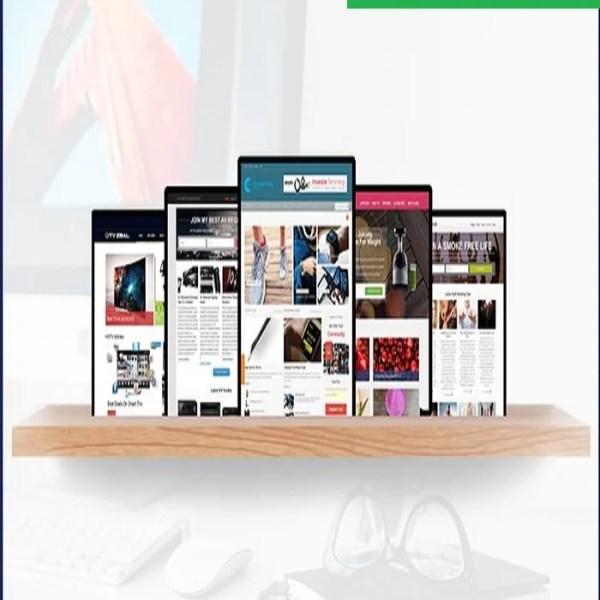 amazon affiliate site UX Design