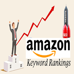 Amazon Keyword Ranking Services